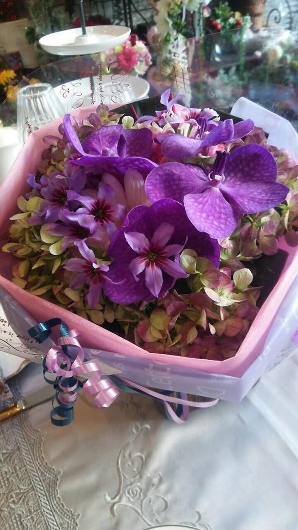 アフロディーテ 花束2